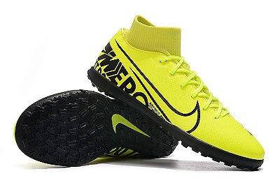 Chuteira Nike Mercurial Superfly 7 Elite TF Society