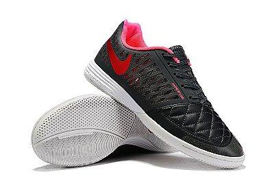 DUPLICADO - Chuteira Futsal Nike Lunar Gato II IC Verde/Preto