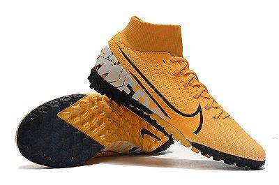 Chuteira Nike Mercurial Superfly VII Club TF Society FRETE GRÁTIS