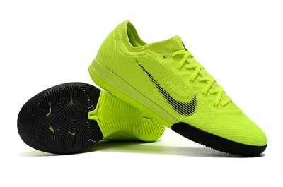 Chuteira Futsal Nike Mercurial VaporX VII Pro IC Verde Florescente
