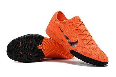 Chuteira Futsal Nike Mercurial VaporX VII Pro IC Laranja