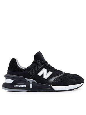 Tênis New Balance 997S Preto e Branco