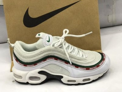 Tênis Nike Air Max 97 Plus Branco Gucci PRONTA ENTREGA