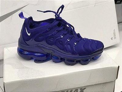 Tênis Nike Vapormax Plus Azul