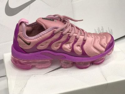 Tênis Nike Vapormax Plus Rosa