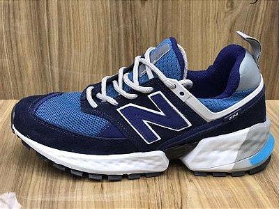 Tênis New Balance 574 V2 Azul