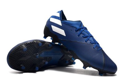 Chuteira Campo Adidas X 19.1 FG Azul Escuro FRETE GRÁTIS