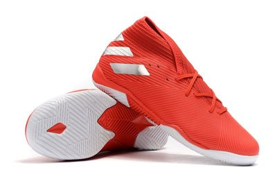 Chuteira Futsal Adidas Nemeziz 19.3 Vermelho