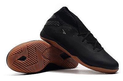 Chuteira Futsal Adidas Nemeziz 19.3 IN Preta