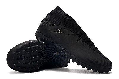 Chuteira Society Adidas Nemeziz 19.3 Black