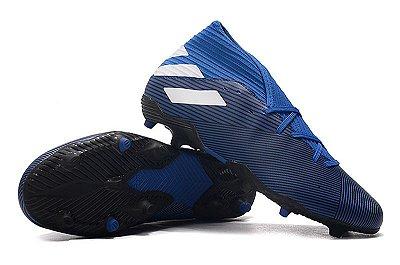 Chuteira Campo Adidas Nemeziz 19.3 Azul