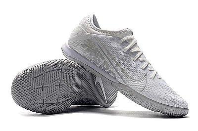 Chuteira Futsal Nike Mercurial Vapor 13 Pro IC Branca FRETE GRÁTIS