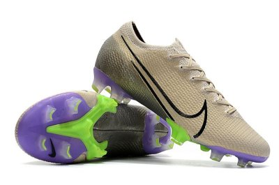 "Chuteira Campo Nike Mercurial Vapor 13 Elite FG Dream Speed ""Terra Pack"" GRÁTIS"