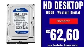 HD desktop 160gb