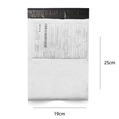 Envelope de Segurança 19 x 25 cm com bolsa canguru