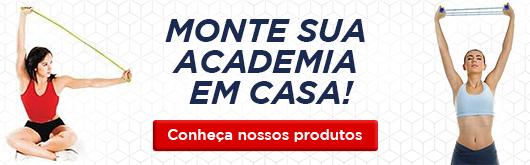 ACADEMIA EM CASA