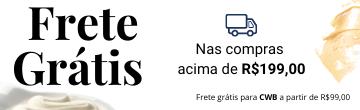 Mini Banner Frete Grátis