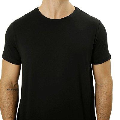 Camiseta Pima Preta