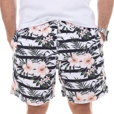 Short Masculino Floral Bidoo