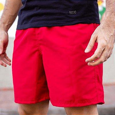 Short Masculino Vermelhão