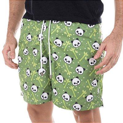 Kit Tal Pai Tal Filho Short Pandas