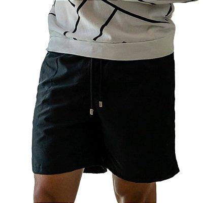 Short Masculino Preto
