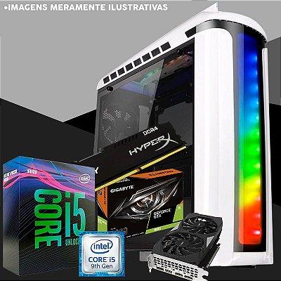 PC GAMER HARD GAMES INTERGAMER LIGHT GTX 1660 6GB