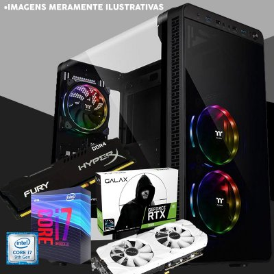 PC GAMER HARD GAMES ULTRAGAMER PRO RTX 2080