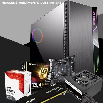 PC GAMER HARD GAMES ULTRALOWPROF AMD
