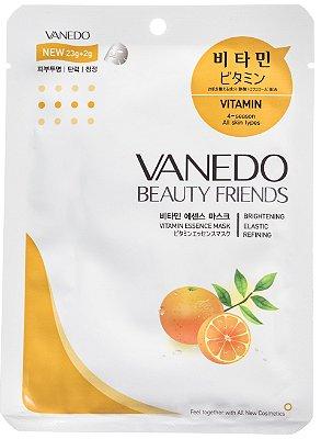 VANEDO Vitamina E - Máscara Hidratante Facial