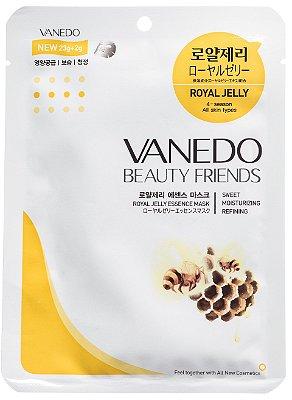 VANEDO Geléia Real - Máscara Hidratante Facial