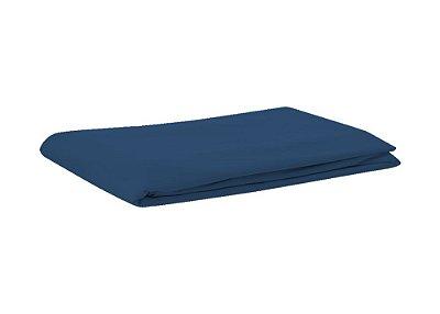 Capa Impermeável do Travesseiro Medicinal Sobagra Cor Azul Marinho