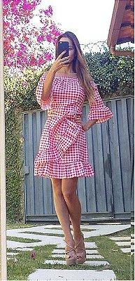 Vestido Xadrez Vichy