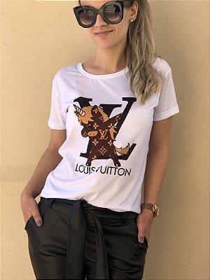 T-Shirt Unicórnio LV