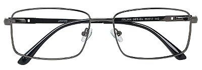 Armação Óculos Receituário AT 0002 Chumbo