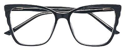 Armação Óculos Receituário AT 4279 Azul Acinzentado