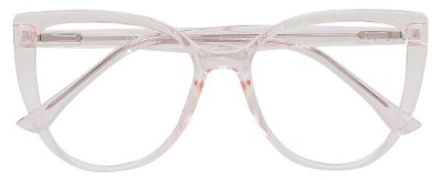 Armação Óculos Receituário AT 4276 Rosé Transparente