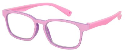 Armação Óculos Receituário Infantil AT 8139 Rosa (04 A 12 Anos)