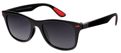 Óculos de Sol Unissex AT 5067 Preto/Vermelho