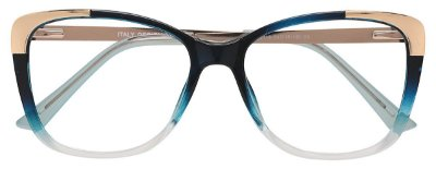 Armação Óculos Receituário AT 2118 Azul Degradê