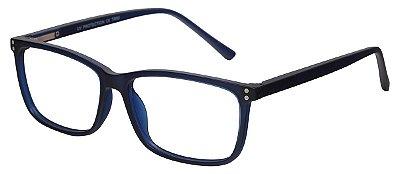 Armação Óculos Receituário AT 1021 Azul