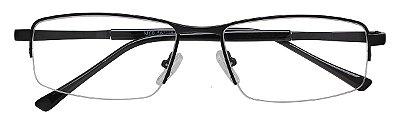 Armação Óculos Receituário AT 60 Preto