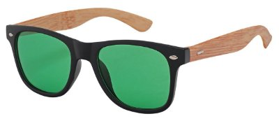 Óculos de Sol Unissex AT 56038 Verde/Bambu
