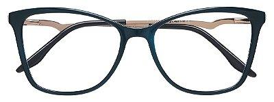 Armação Óculos Receituário AT 2099 Azul