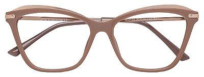 Armação Óculos Receituário AT 2103 Nude