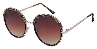 Óculos de Sol Feminino AT 2173 Tartaruga