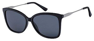 Óculos de Sol Feminino AT 610 Preto