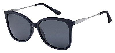 Óculos de Sol Feminino AT 610 Azul