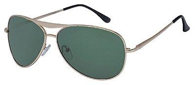 Óculos de Sol Unissex AT 31005 Dourado