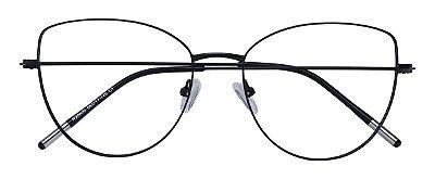 Armação Óculos Receituário AT 20600 Preto